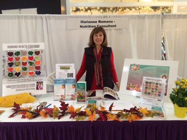 Gluten free expo at Crossgates Mall , Albany, NY